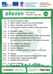program brezen 2014