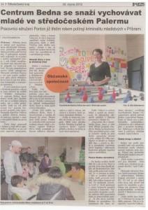 Centrum Bedna se snaží vychovávat mladé v Středočeském Palermu - 5+2 dny-30.8.2012-page-001