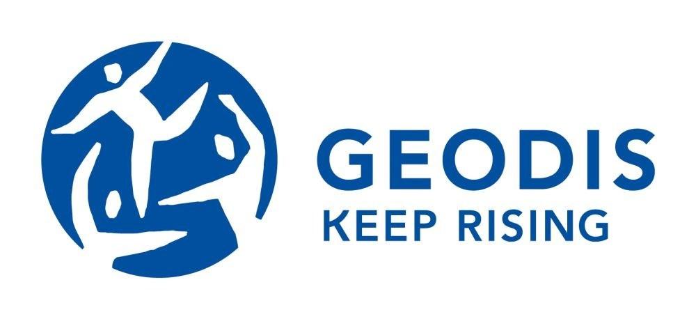 poděkování firmě Geodis